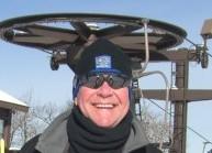 Wags ski photo