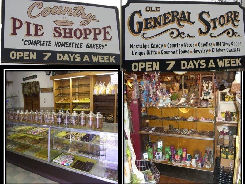 General Store and Pie Shoppe Donegal PA 15628